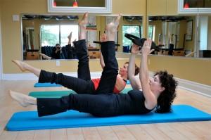 Pilates Victoria Mat Classes