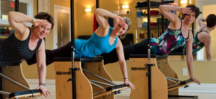 Saluting Stott Certified Pilates Instructors Victoria