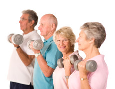 Group Exercise Therapy