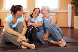 Women's Health Pilates for Pelvic floor