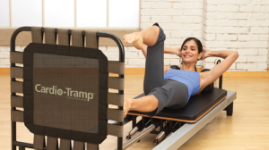 CardioTramp pilates classes in Victoria BC