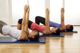 Victoria BC Pilates Flow class